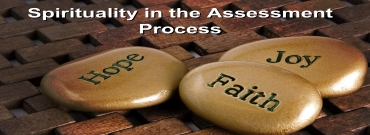 Webinar - Spirituality in Assessment Process