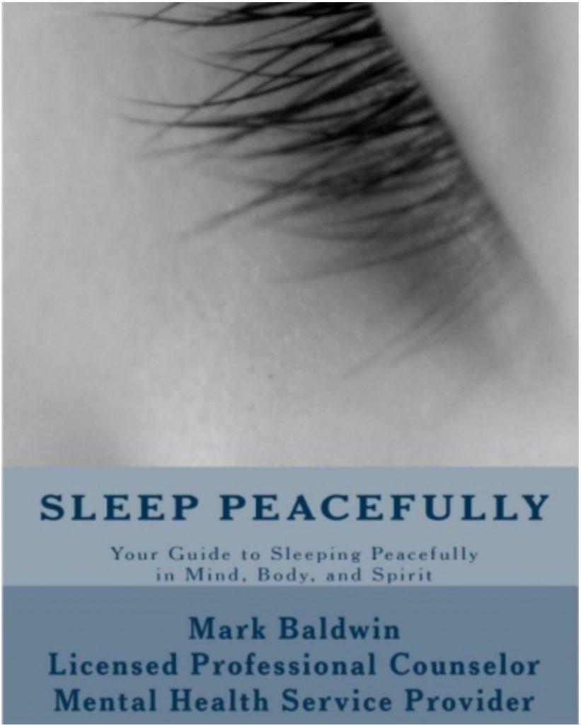 Sleep Peacefully book